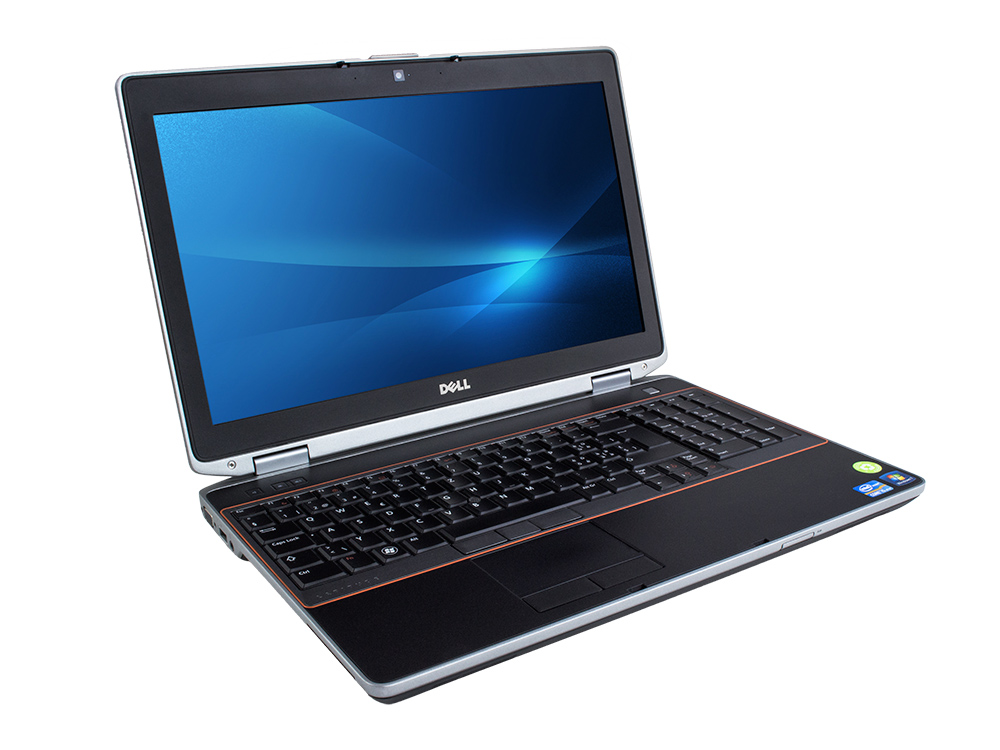 Dell Latitude E6520 - i5-2520M | 4GB DDR3 | 250GB HDD 2,5"
