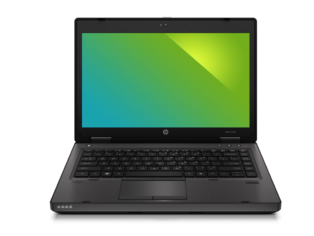 "HP ProBook 6465b - A6-3410MX   4GB DDR3   128GB SSD   DVD-RW   14""   1600 x 900   Webcam   HD 6520G   Win 7 Pro COA   Silver"