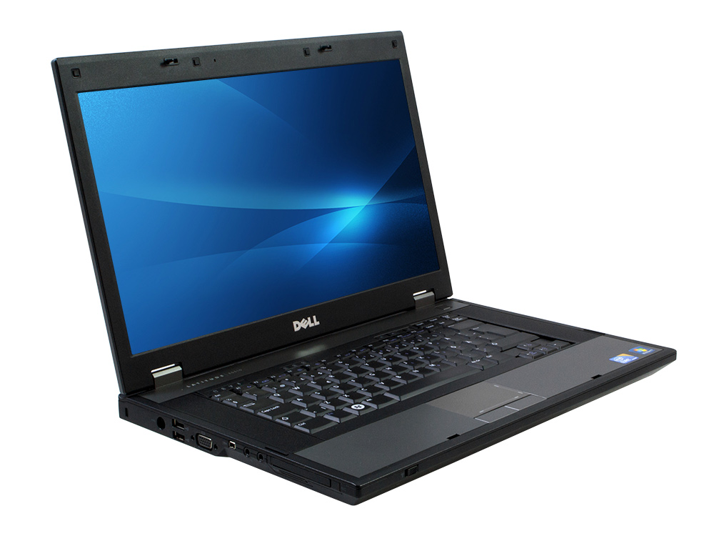 Dell Latitude E5510 - i3-380M | 4GB DDR3 | 500GB HDD 2,5"