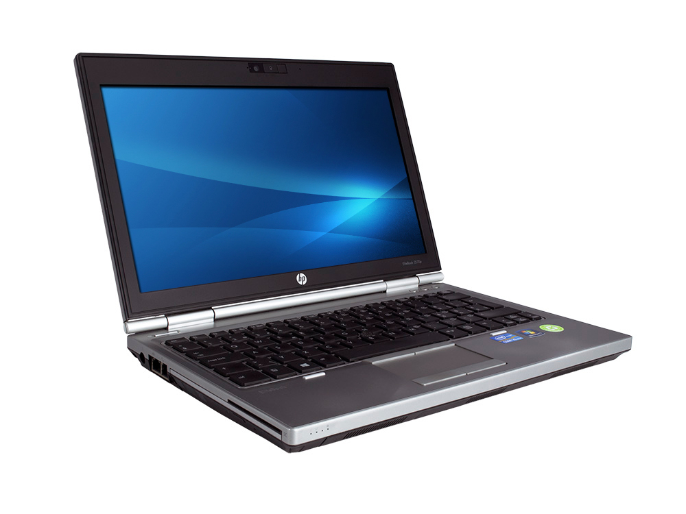 HP EliteBook 2570p - i5-3210M | 4GB DDR3 | 128GB SSD | NO ODD | 12,5"