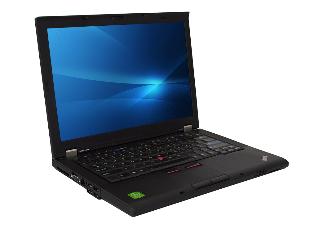 Lenovo ThinkPad T410 - i5-450M | 4GB DDR3 | 320GB HDD 2,5"