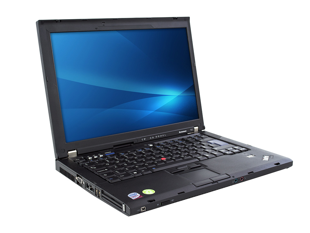 "Lenovo ThinkPad T61 - C2D T7500   4GB DDR2   160GB HDD 2,5""   DVD-RW   14""   1680 x 1050   Quadro NVS 140M   Bronze"