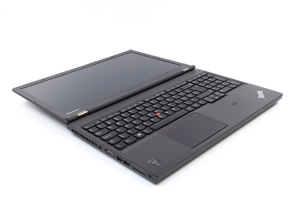 Lenovo ThinkPad T540p - i7-4600M | 4GB DDR3 | 128GB SSD | DVD-RW | 15,6"
