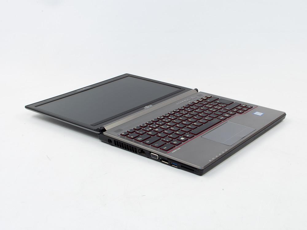 "Fujitsu LifeBook E736 - i5-6200U   8GB DDR4   256GB SSD   NO ODD   13,3""   1366 x 768   Webcam   HD 520   Win 10 Pro   Bronze"