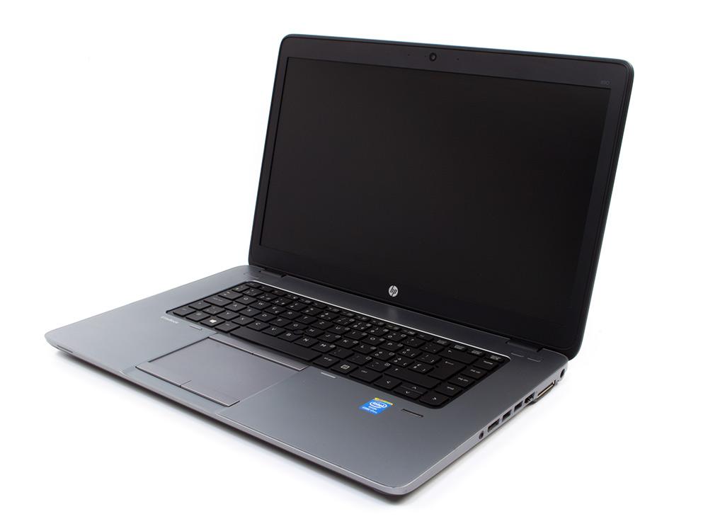 "HP EliteBook 850 G1 - i7-4600U | 8GB DDR3 | 256GB SSD | NO ODD | 15,6"" | 1920 x 1080 (Full HD) | HD 4400 | Win 7 Pro COA | Silver"