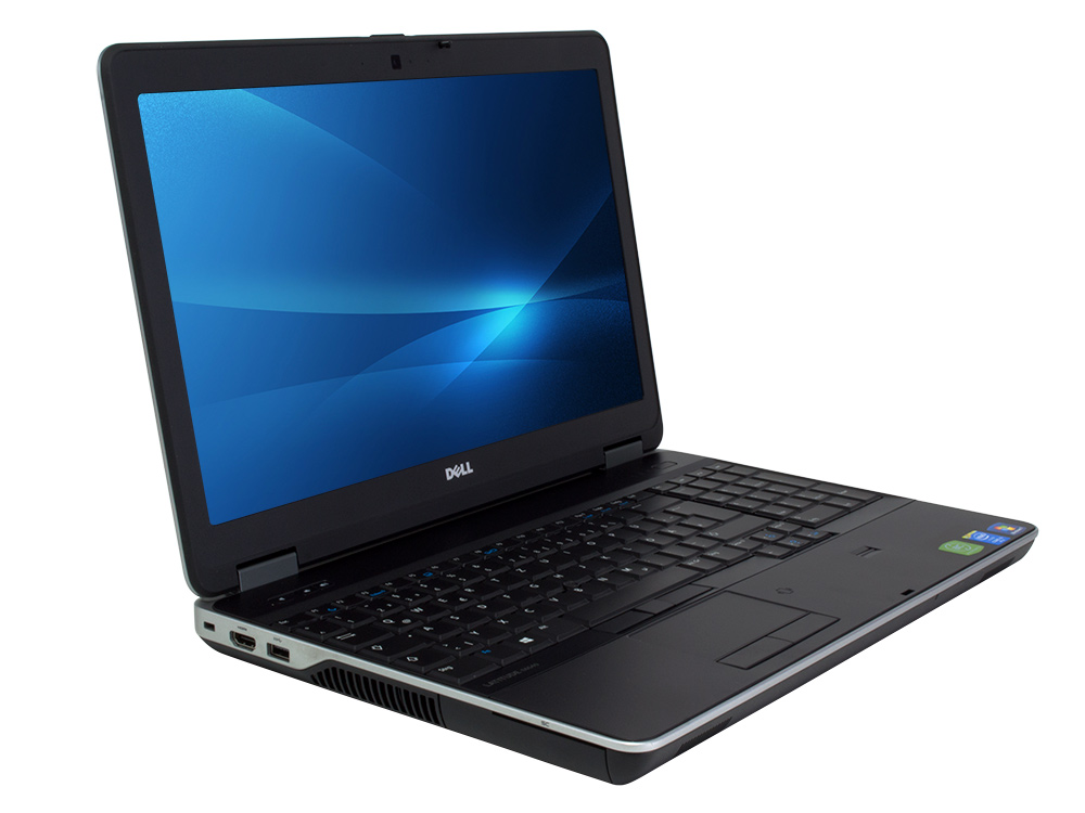 Dell Latitude E6540 - i7-4800MQ | 8GB DDR3 | 240GB SSD | DVD-ROM | 15,6"