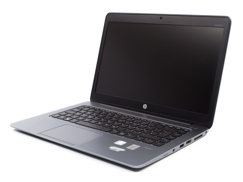 HP EliteBook Folio 1040 G1 - i5-4300U | 8GB DDR3 | 240GB SSD | NO ODD | 14"