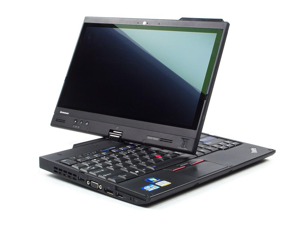 "Lenovo ThinkPad X220 Tablet - i7-2620M   4GB DDR3   160GB SSD   NO ODD   12,5""   1366 x 768   Webcam   HD 4000   Win 7 Pro COA   Bronze   Touchscreen"