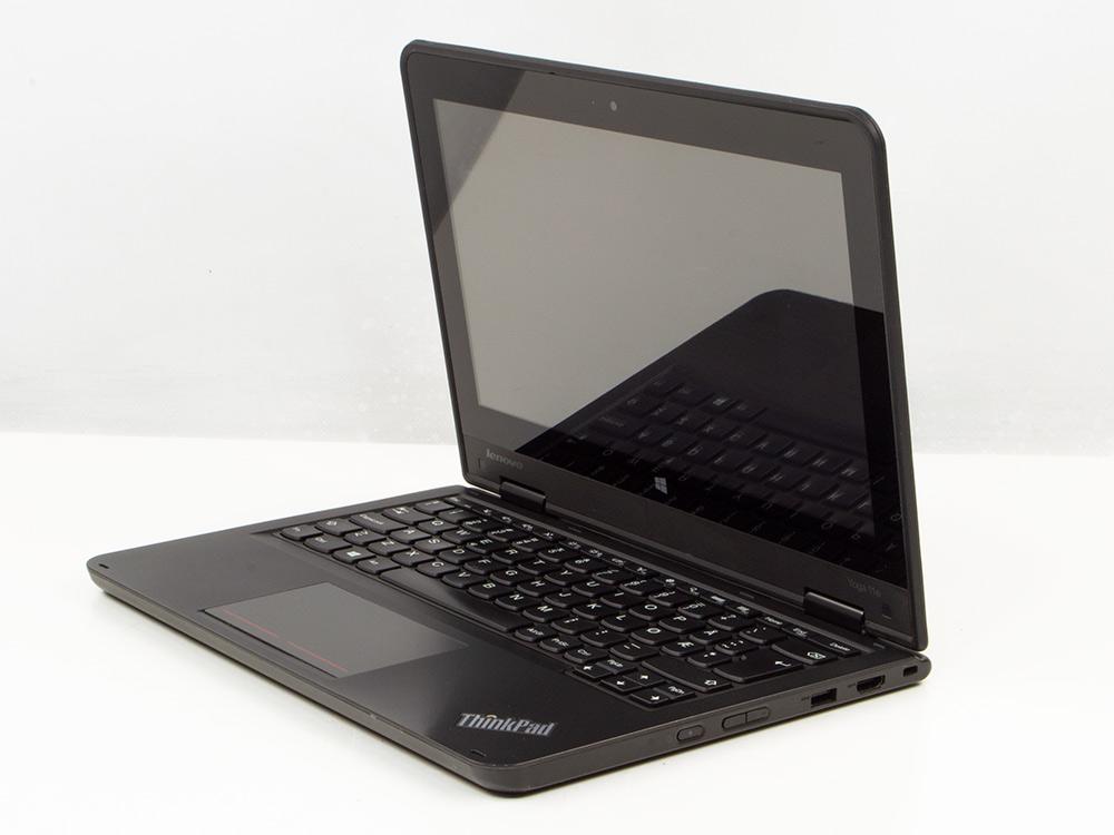 "Lenovo ThinkPad Yoga 11e 2nd Gen - Core M-5Y10c | 4GB DDR3 | 128GB SSD | NO ODD | 11,6"" | 1366 x 768 | Webcam | Intel HD | Win 10 Pro | HDMI | Silver | Touchscreen"