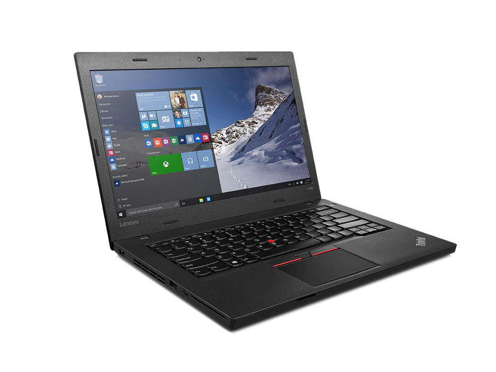 Lenovo ThinkPad L460 - Pentium 4405U | 4GB DDR3 | 120GB SSD | NO ODD | 14"