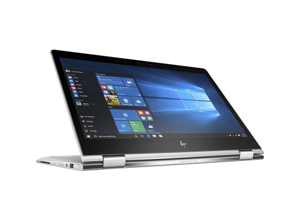 "HP EliteBook x360 1030 G2 - i5-7300U | 8GB DDR4 | 256GB (M.2) SSD | NO ODD | 13,3"" | 1920 x 1080 (Full HD) | Webcam | HD 620 | Win 10 Home | HDMI | Bronze | Touchscreen"