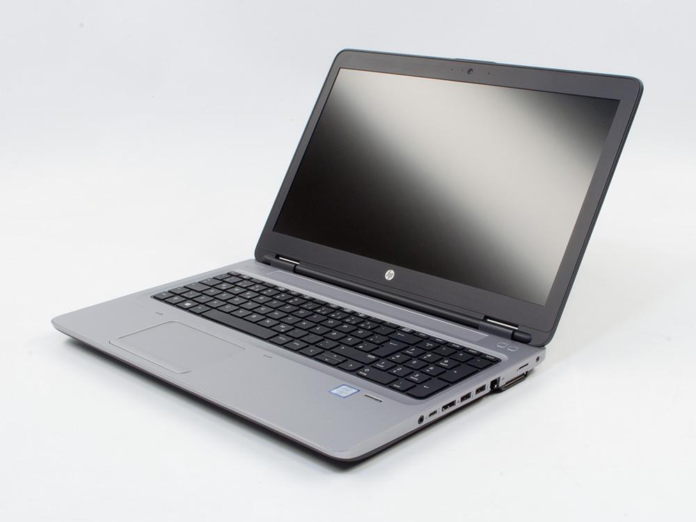 """HP ProBook 650 G2 - i3-6100U   8GB DDR4   120GB SSD   DVD-RW   15,6""""   1366 x 768   NumPad   Webcam   HD 520   Win 10 Pro   Silver"""