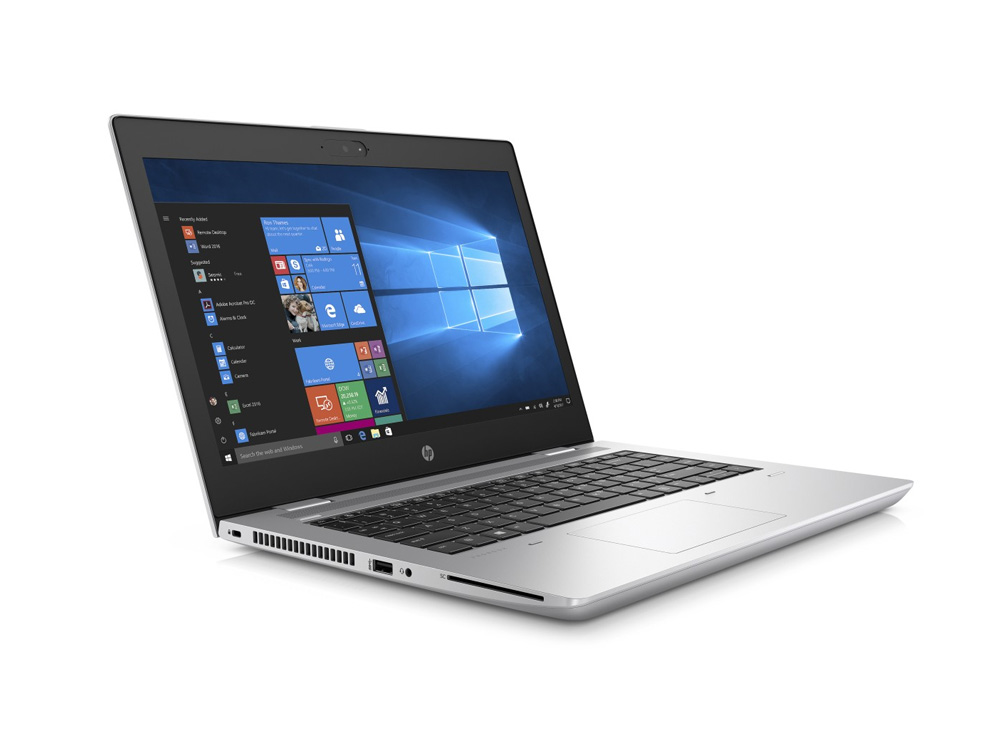 HP ProBook 640 G4 - i5-8250U | 8GB DDR4 | 256GB (M.2) SSD | NO ODD | 14"