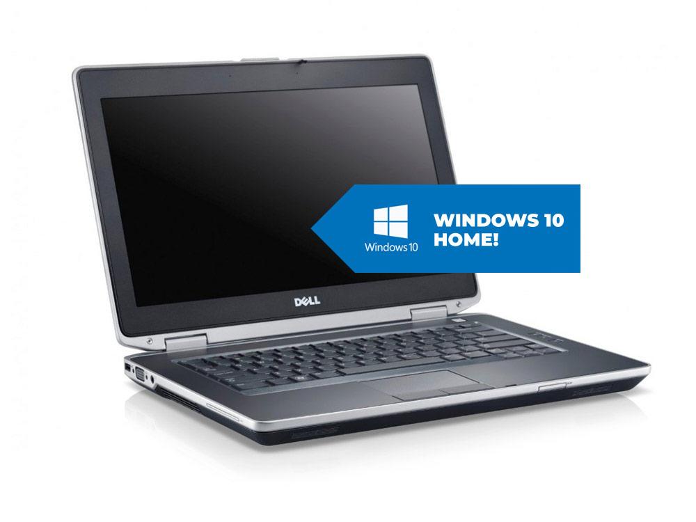 "Dell Latitude E6430 ATG + MAR Windows 10 HOME - i7-3740QM | 4GB DDR3 | 120GB SSD | DVD-RW | 14"" | 1366 x 768 | NVS 5200M 1GB | MAR Win 10 Home | HDMI | Silver"