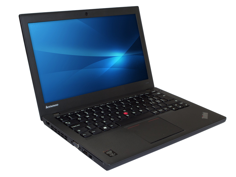 Lenovo ThinkPad X240 + MAR Windows 10 HOME - i5-4300U | 8GB DDR3 | 180GB SSD | 12,5"