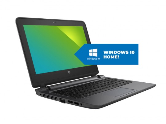 "HP ProBook 11 EE G2 + MAR Windows 10 HOME repasovaný notebook, Celeron 3855u, HD 510, 4GB DDR4 RAM, 500GB HDD, 11,6"" (29,4 cm), 1366 x 768 - 1526307 #1"