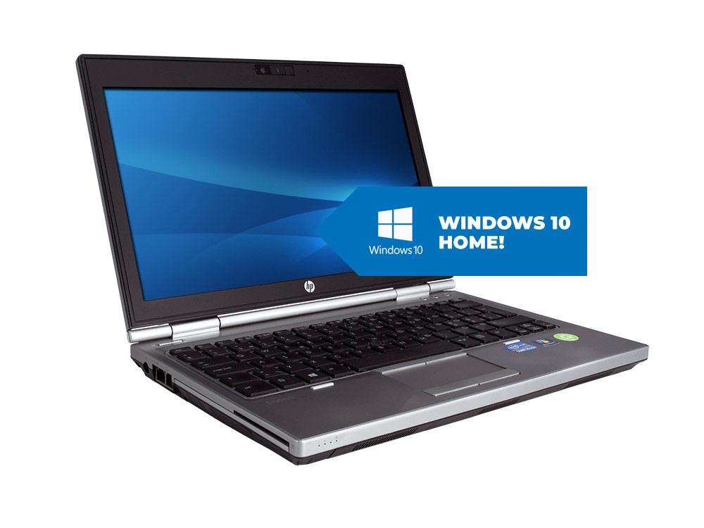 "HP EliteBook 2570p + MAR Windows 10 HOME - i5-3210M | 4GB DDR3 | 320GB HDD 2,5"" | DVD-RW | 12,5"" | 1366 x 768 | Webcam | HD 4000 | MAR Win 10 Home | Bronze"
