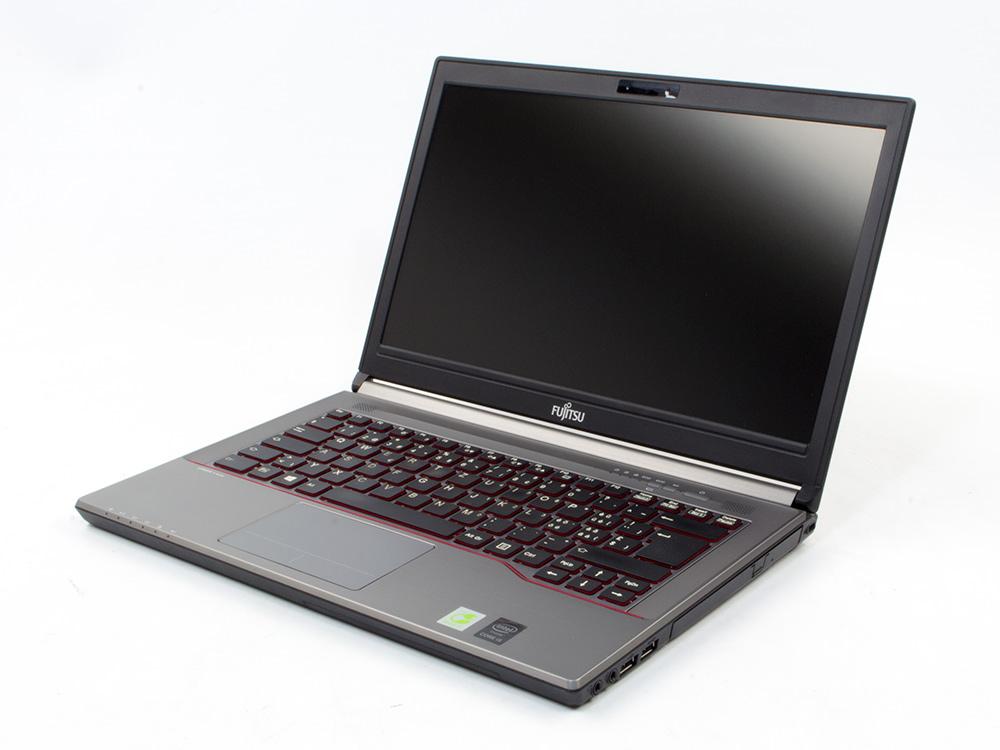 "Fujitsu LifeBook E744 - i7-4712MQ | 8GB DDR3 | 240GB SSD | DVD-RW | 14"" | 1600 x 900 | Webcam | HD 4600 | Win 10 Pro | Silver"