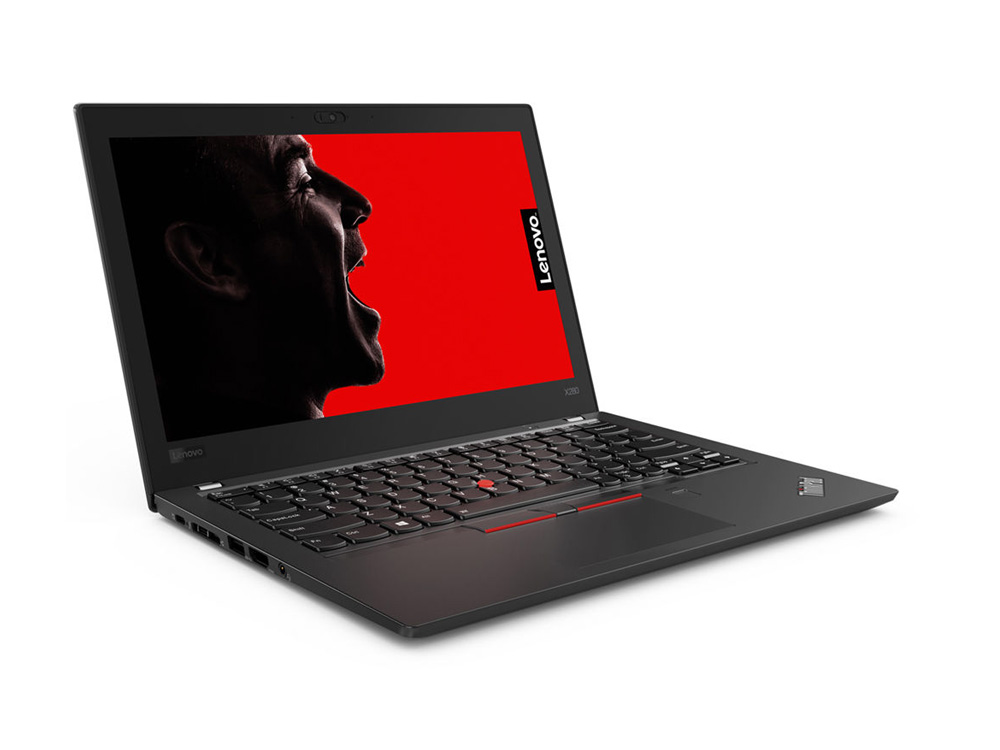 Lenovo ThinkPad X280 - i7-8550U | 8GB DDR4 | 128GB SSD | NO ODD | 12,5"