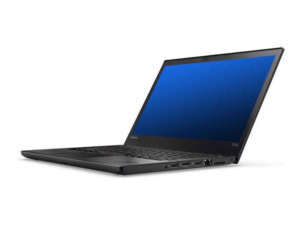 "Lenovo ThinkPad T470 - i5-7300U | 8GB DDR4 | 512GB (M.2) SSD | NO ODD | 14,1"" | 1920 x 1080 (Full HD) | Webcam | HD 620 | Win 10 Pro | HDMI | Bronze"