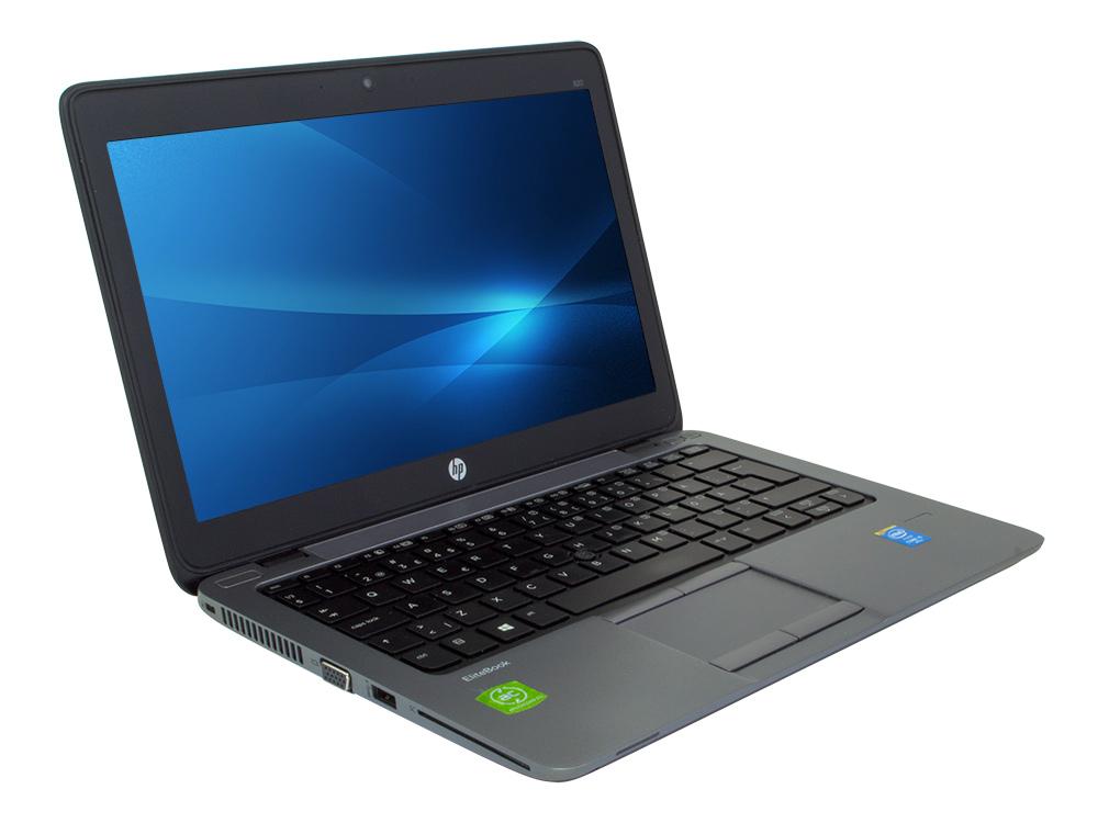 """HP EliteBook 820 G2 - i5-5300U   4GB DDR3   500GB HDD 2,5""""   NO ODD   12,5""""   1366 x 768   Webcam, HD   HD 5500   Win 10 Pro   Silver"""