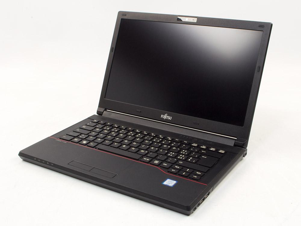 "Fujitsu LifeBook E546 - i5-6200U | 8GB DDR4 | 240GB SSD | NO ODD | 14"" | 1366 x 768 | Webcam | HD 520 | Win 10 Pro | Silver | Black"