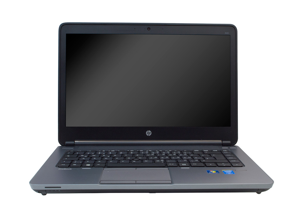 "HP ProBook 640 G1 - i5-4200M | 8GB DDR3 | 240GB SSD | NO ODD | 14"" | 1366 x 768 | Webcam | HD 4600 | Win 10 Pro | Bronze"