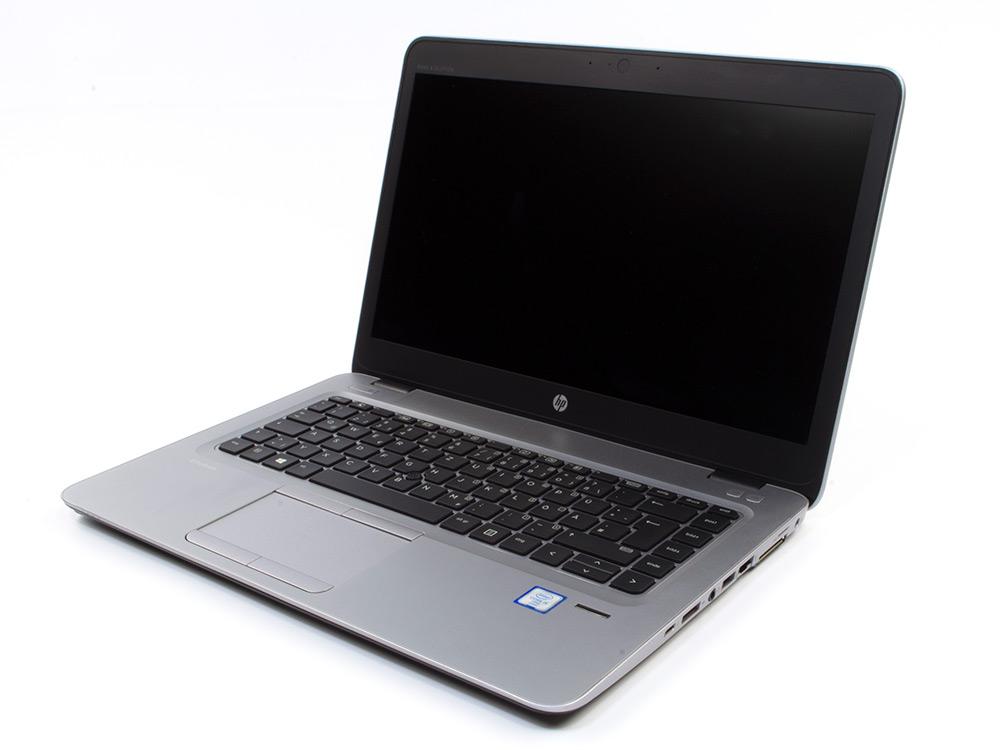 "HP EliteBook 840 G3 - i5-6200U | 8GB DDR4 | 256GB SSD | NO ODD | 14"" | 1366 x 768 | Webcam | HD 520 | Win 10 Pro | DE keyboard | Bronze"