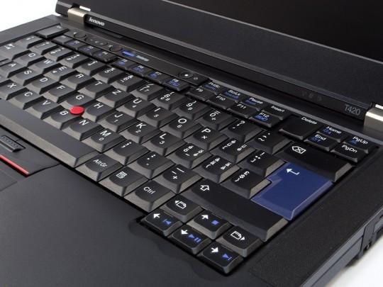 "Lenovo ThinkPad T420 repasovaný notebook, Intel Core i5-2520M, Intel HD, 8GB DDR3 RAM, 120GB SSD, 14"" (35,5 cm), 1600 x 900 - 1526665 #4"