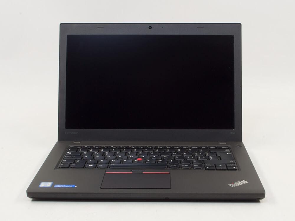 "Lenovo ThinkPad T460 - i5-6300U | 8GB DDR3 | 120GB SSD | NO ODD | 14,1"" | 1920 x 1080 (Full HD) | Webcam | HD 520 | Win 10 Pro | HDMI | Silver"