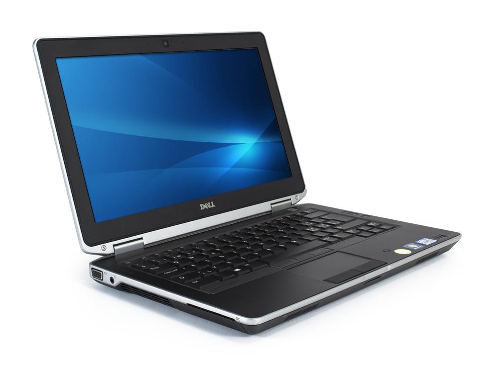 """Dell Latitude E6330 - i5-3320M   8GB DDR3   120GB SSD   DVD-ROM   13,3""""   1366 x 768   Webcam   HD 4000   Win 10 Pro   Silver"""