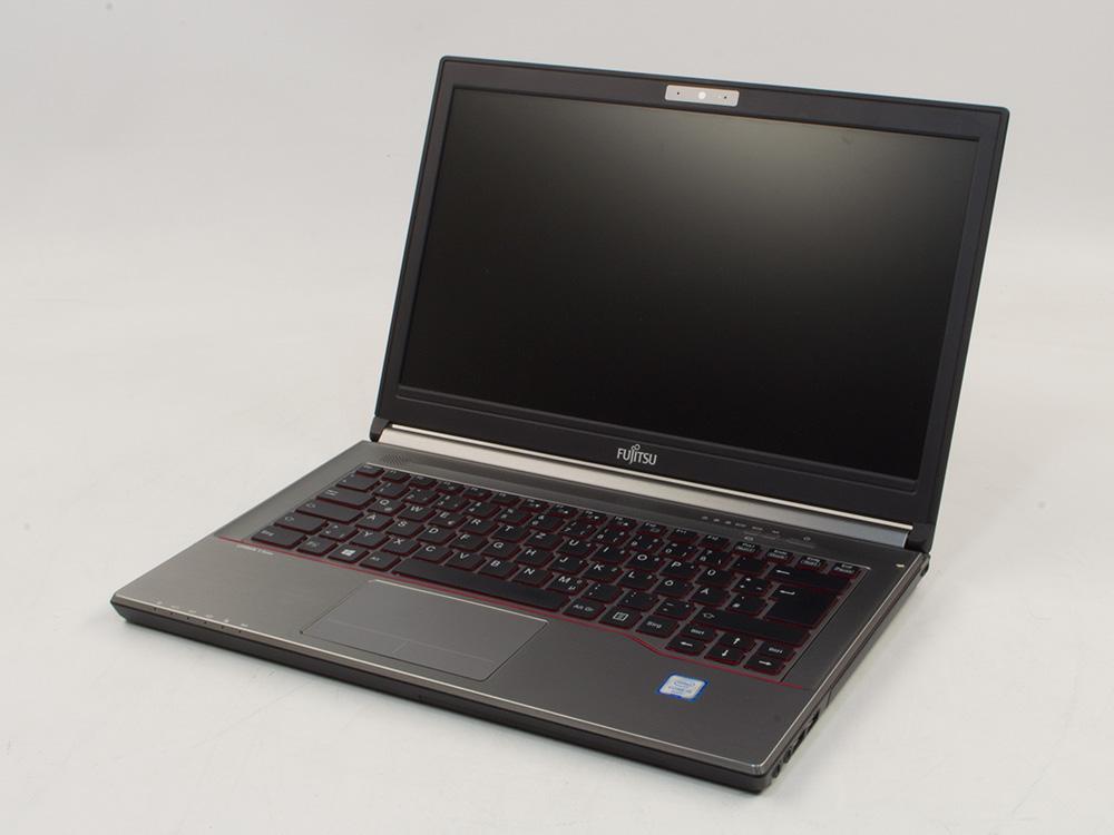 "Fujitsu LifeBook E746 - i5-6200U   8GB DDR4   480GB SSD   DVD-RW   14""   1920 x 1080 (Full HD)   Webcam   HD 520   Win 10 Pro   Bronze"