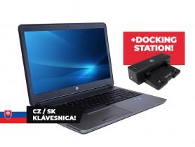 HP ProBook 650 G1 + Docking station HP HSTNN-I11X Notebook - 1527015
