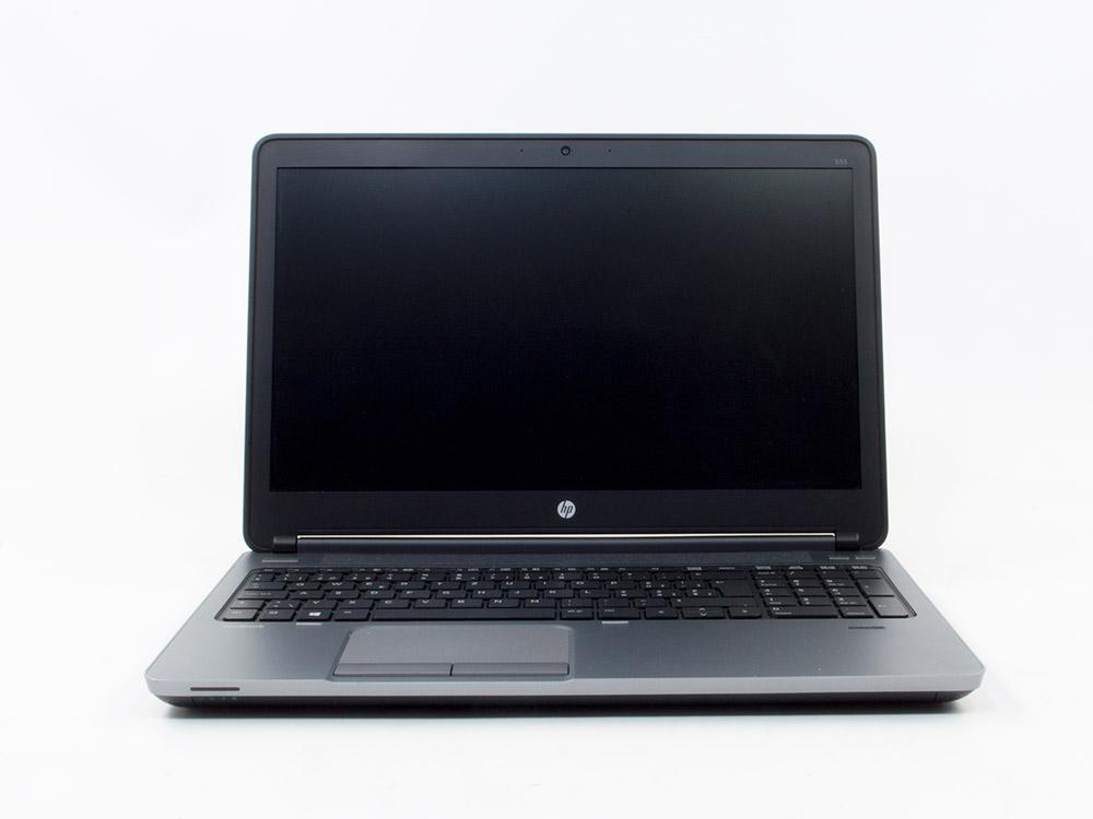 """HP ProBook 655 G1 - A10-5750M   8GB DDR3   128GB SSD   DVD-RW   15,6""""   1366 x 768   NumPad   Webcam, HD   HD 8650G   Win 10 Pro   Silver"""