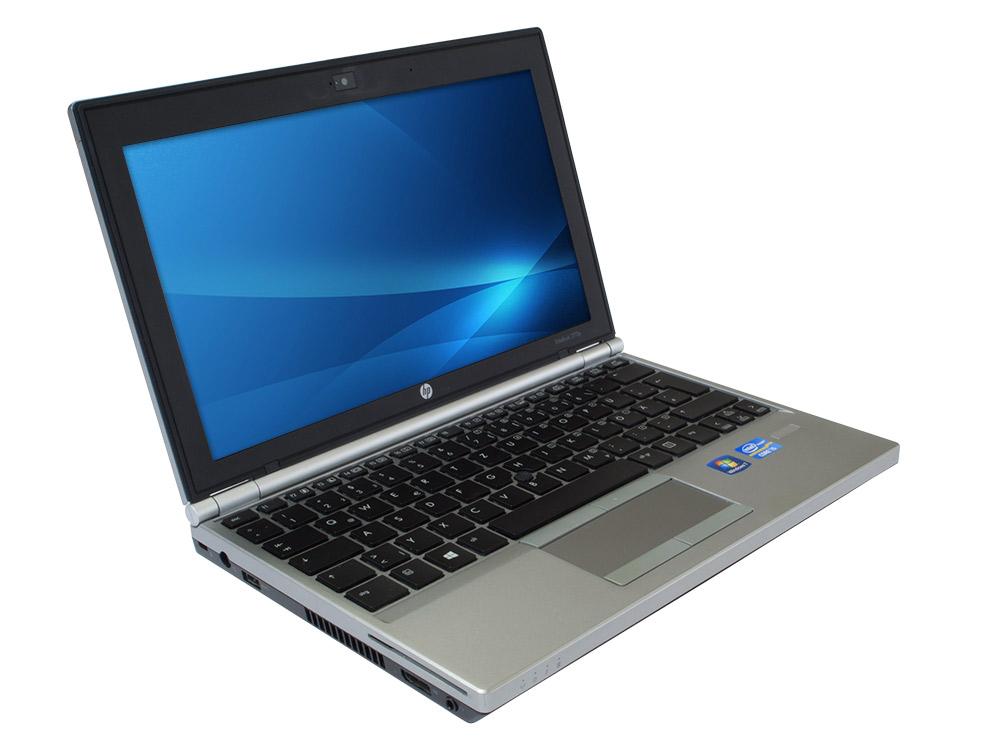 "HP EliteBook 2170p - i5-3427U | 8GB DDR3 | 128GB SSD | NO ODD | 11,6"" | 1366 x 768 | Webcam | HD 4000 | Win 10 Pro | Silver"