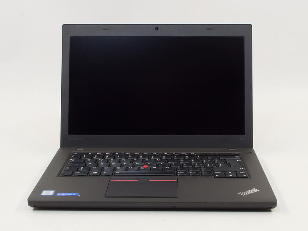 """Lenovo ThinkPad T460 - i5-6300U   8GB DDR3   120GB SSD   NO ODD   14,1""""   1600 x 900   Webcam   HD 520   Win 10 Pro   HDMI   Bronze"""
