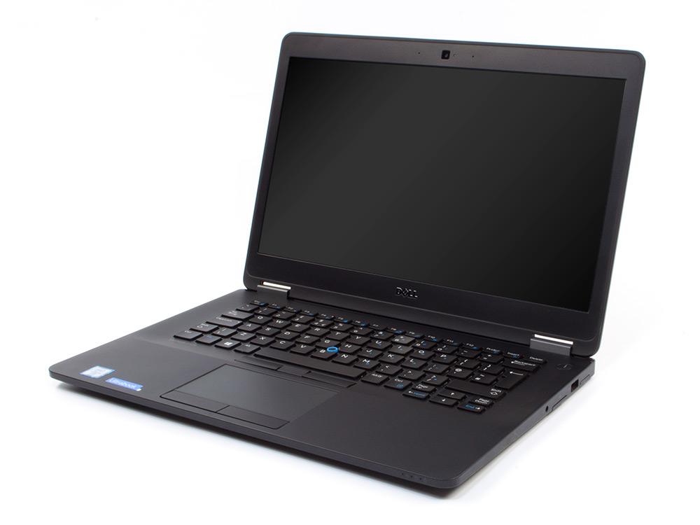 "Dell Latitude E5470 - i3-6100U | 8GB DDR4 | 240GB SSD | NO ODD | 14"" | 1366 x 768 | Webcam | HD 520 | Win 10 Pro | HDMI | SK-CZ keyboard | Silver | 6. Generation"