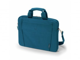 "Dicota 13""-14.1"" Slim Case BASE Blue"