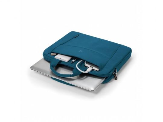 "Dicota 13""-14.1"" Slim Case BASE Blue Taška na notebook - 1540023 #3"