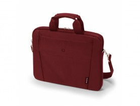 "Dicota 13""-14.1"" Slim Case BASE Red Taška na notebook - 1540024"