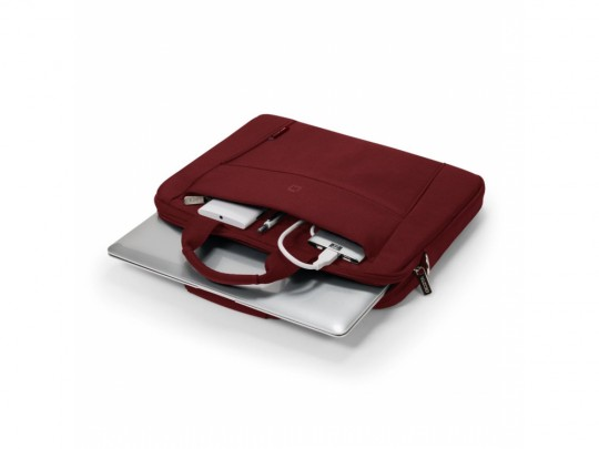"Dicota 13""-14.1"" Slim Case BASE Red Taška na notebook - 1540024 #3"