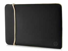 "HP 14.0"" Reversible Sleeve – Black/Gold Taška na notebook - 1540034"