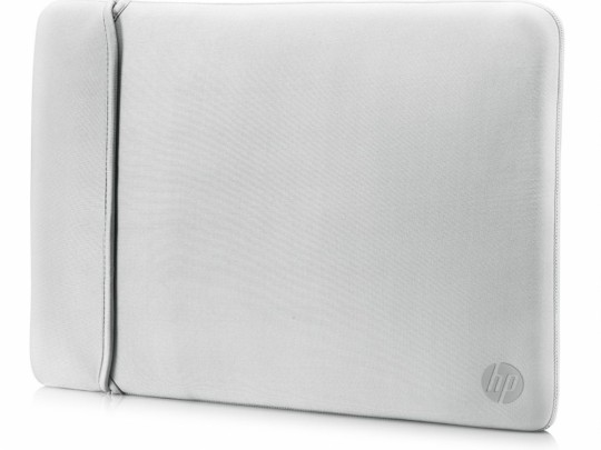 "HP 14.0"" Reversible Sleeve – Black/Silver Taška na notebook - 1540036 #2"