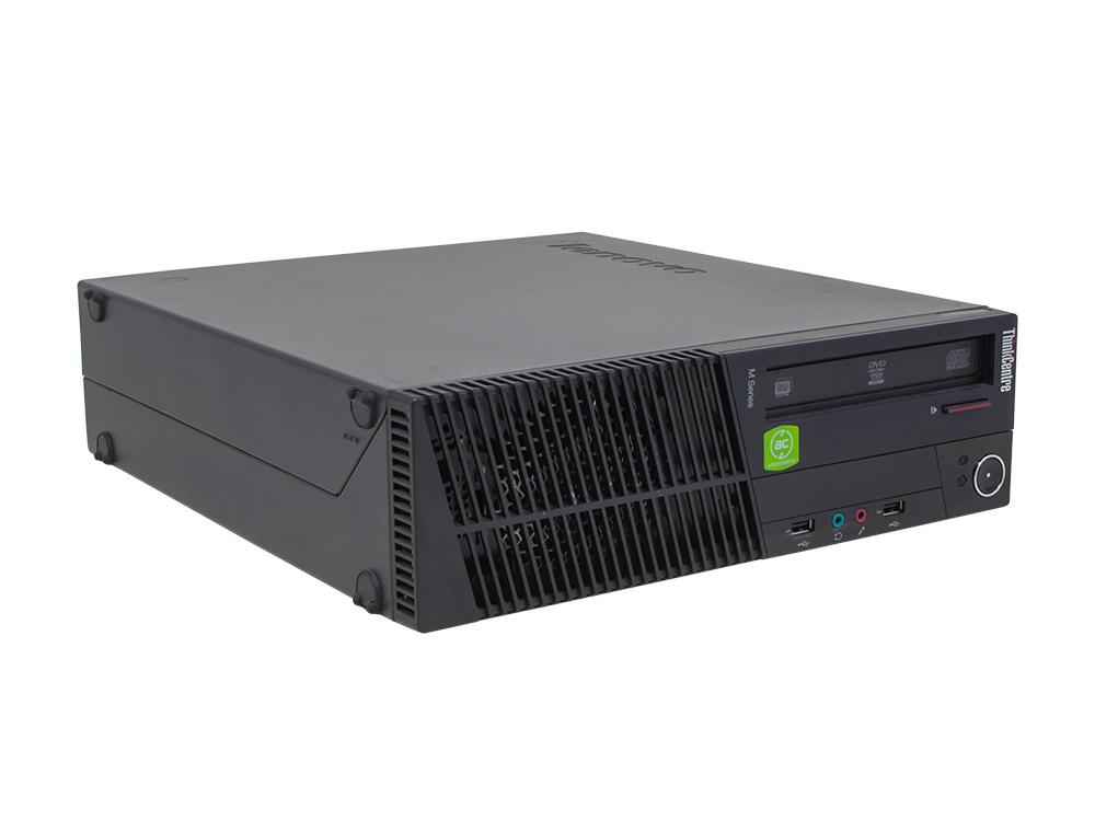 """Lenovo ThinkCentre M92p SFF - SFF   i5-3470   4GB DDR3   500GB HDD 3,5""""   DVD-ROM   HD 2500   Win 7 Pro COA   Silver"""