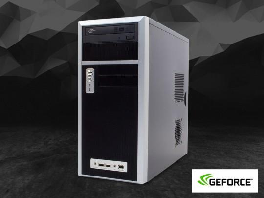 Furbify GAMER PC 1 Tower i3 + GT 1030 2GB Počítač - 1602290 #1