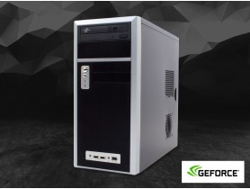 Furbify GAMER PC 1 Tower i3 + GTX 1050 2GB
