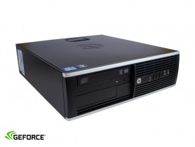 HP Compaq 8200 Elite SFF + GTX 1050 2GB