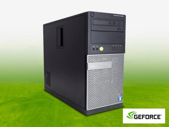 DELL OptiPlex 9020 MT + GTX 1650 4GB Počítač - 1602611 #1