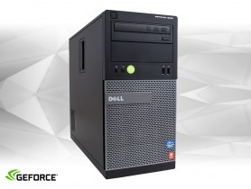 DELL OptiPlex 3020 MT + GTX 1650 4GB