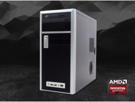 Furbify GAMER PC 1 Tower i3 + Radeon RX550 4GB